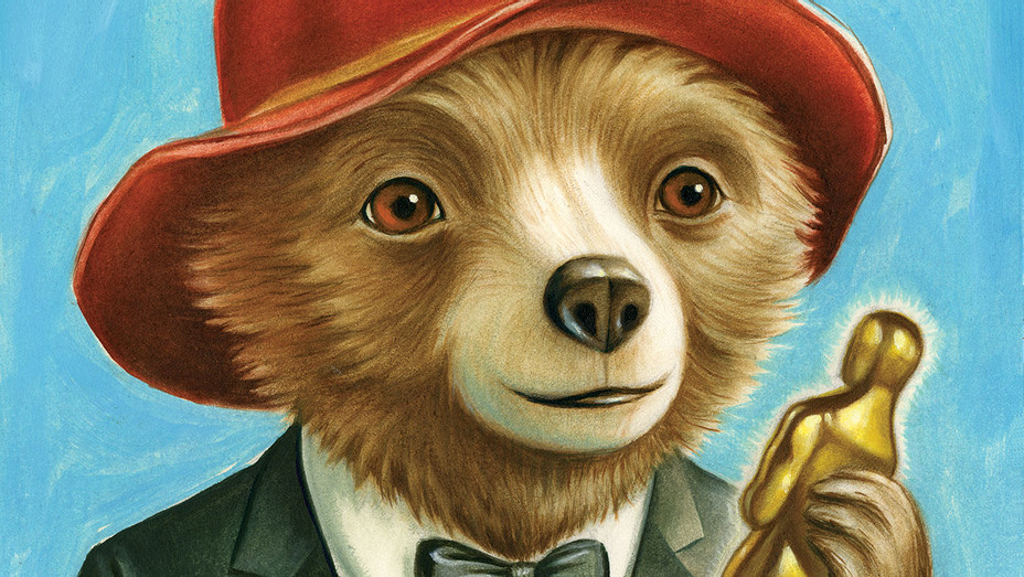 Paddington Bear Most enjoyable Oscar - Illustration by Chris Buzelli- H 2018