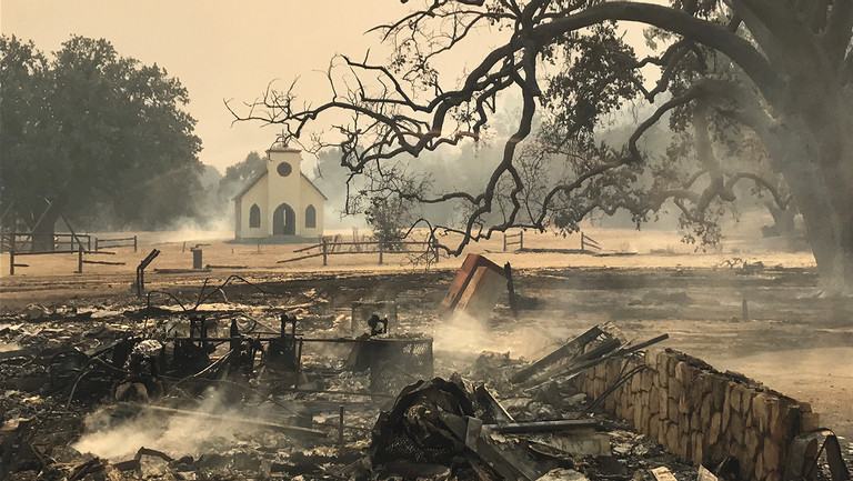 Wildfire Devastation Forces Hollywood Productions to Scramble