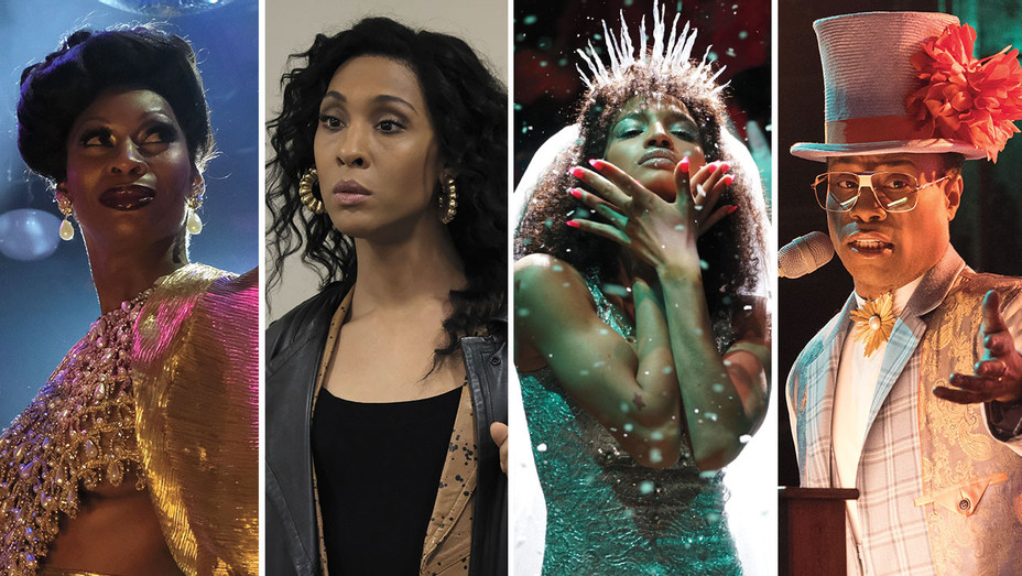 """Pose' Stars on Why the FX Show """"Feels LIke a Form of Activism -Publicity Stills-Split-H 2018"""