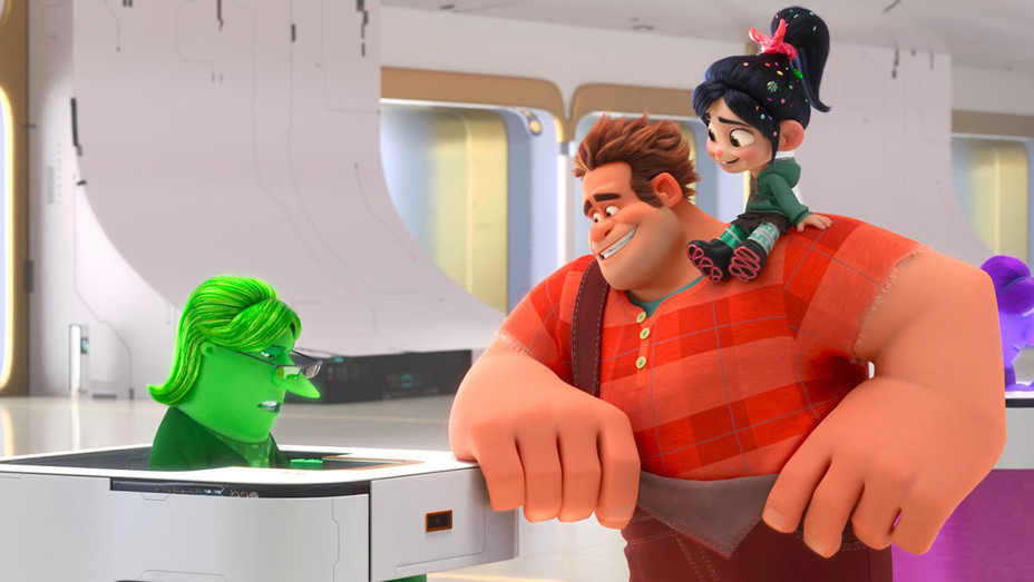 RALPH BREAKS THE INTERNET Still 9 - Publicity - H 2018