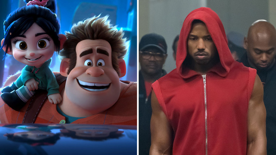 Ralph Breaks the Internet and Creed II Split-Publicity-H 2018
