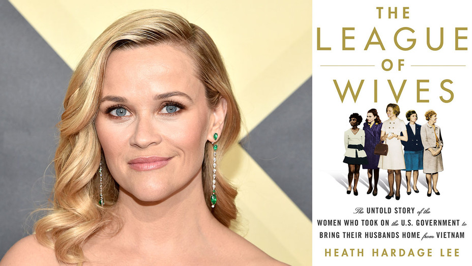Reese Witherspoon and The League Of Wives Getty- Split-H 2018