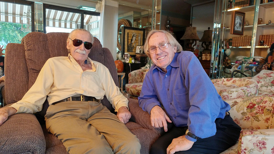 Stan Lee and Roy Thomas - Publicity-H 2018