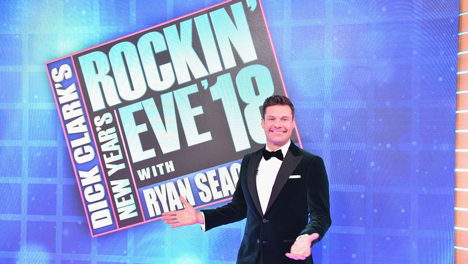 Ryan Seacrest - Dick Clark's New Year's Rockin' Eve-Getty-H 2018