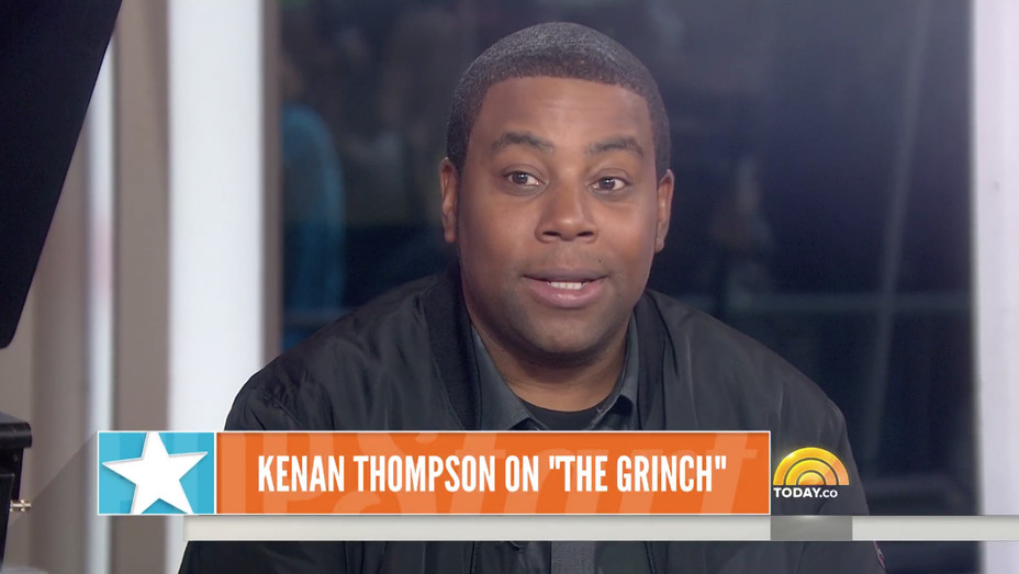 Kenan Thompson on Today - H 2018
