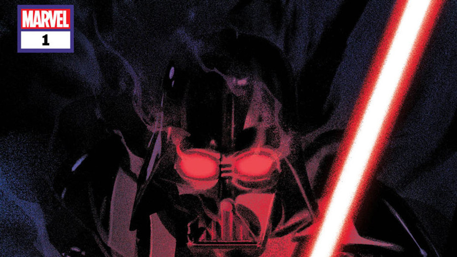 Shadow of Vader Vol 1 Cover - Greg Smallwood Marvel Entertainment - Publicity- P 2018