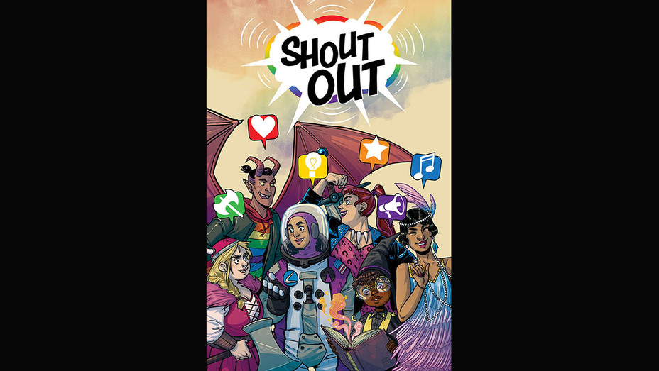 Shout Out Cover -Publicity-H 2018