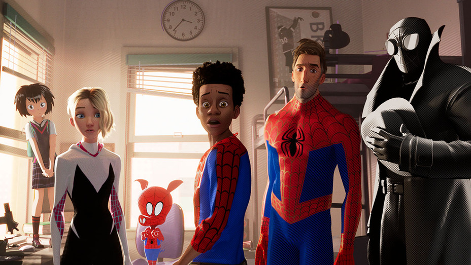 Spider-Man: Into the Spider-Verse' Sequel and All-Female Spinoff in the Works From Sony (Exclusive) | Hollywood Reporter