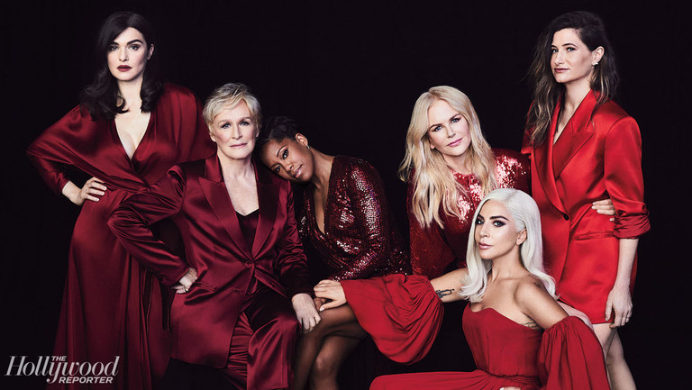 """""""There Is a Strength in Vulnerability"""": The Actress Roundtable"""