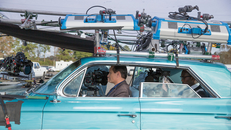 Making Of Green Book A Farrelly Brother Drops The Grossout Jokes For A Dramatic Road Trip In The 1960s Deep South Hollywood Reporter