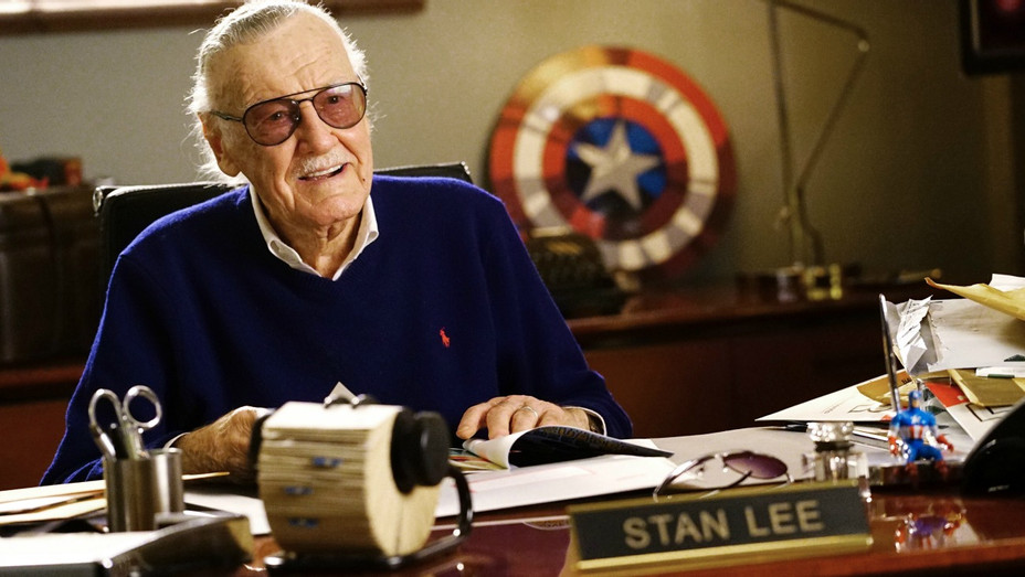 Stan Lee Fresh Off the Boat Episode - H - 2018