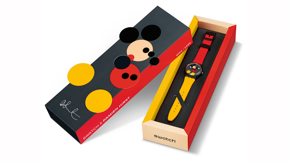 Swatch-Mickey Mouse-H 2018
