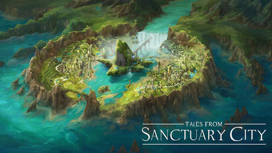 Tales of Sanctuary City — Publicity — H 2018