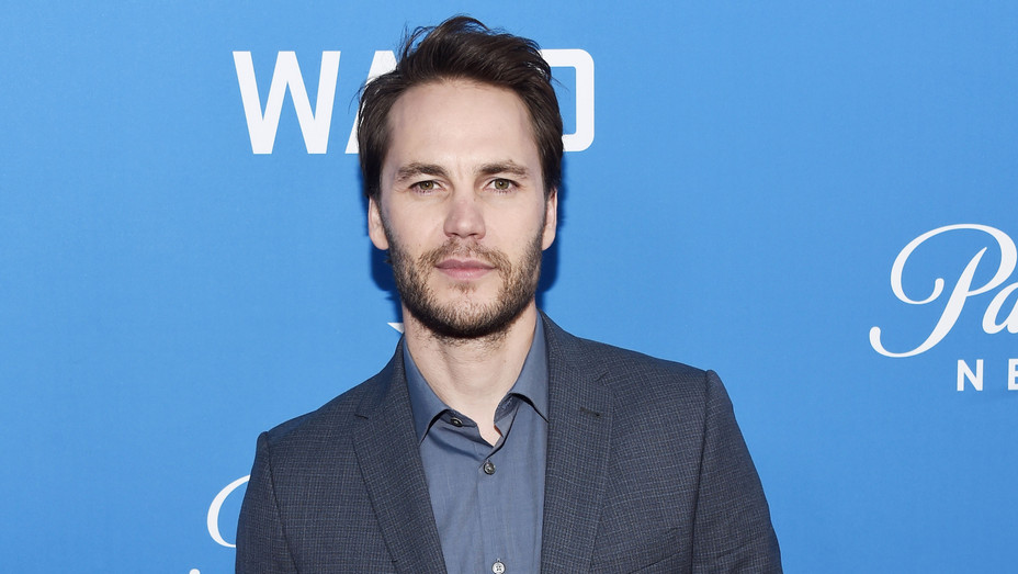 Taylor Kitsch at Academy of Television Arts and Sciences' screening of 'WACO' - Getty - H 2018