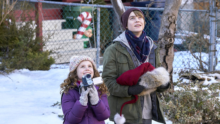 Judah Lewis On Working With Kurt Russell For Christmas Chronicles And Why It Isn T Just A Kids Movie Hollywood Reporter