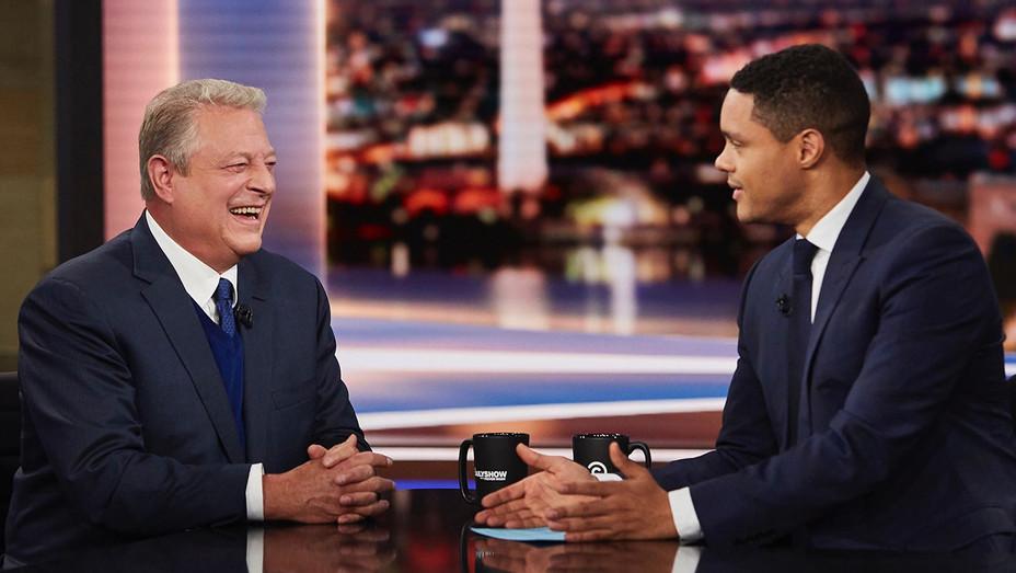 The Daily Show with Trevor Noah_Al Gore - Publicity - H 2018