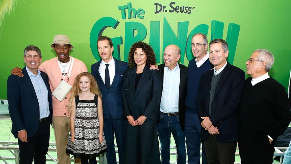 The Grinch-Premiere-Getty-H 2018