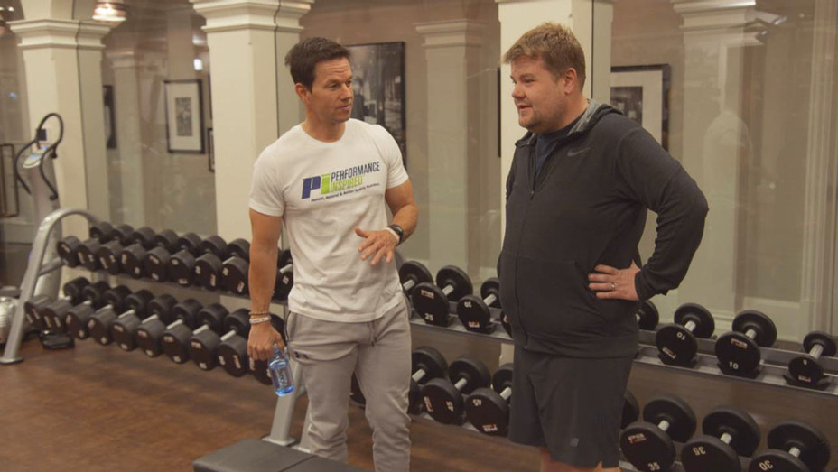 The Late Late Show_Walhberg Workout 1 - Publicity - H 2018
