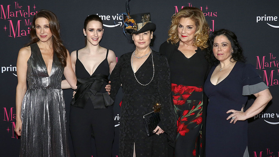 'The Marvelous Mrs. Maisel' New York Premiere-Getty-H 2018