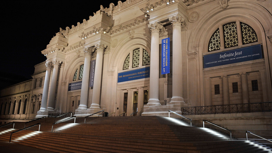 The Metropolitan Museum of Art Exterior - Getty - H 2018
