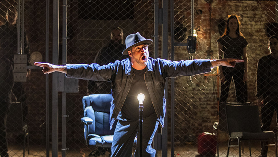 The Resistible Rise of Arturo Ui-Publicity Still-H 2018