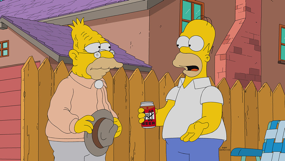 The Simpsons S29E13 Still Duff - Publicity - H 2018