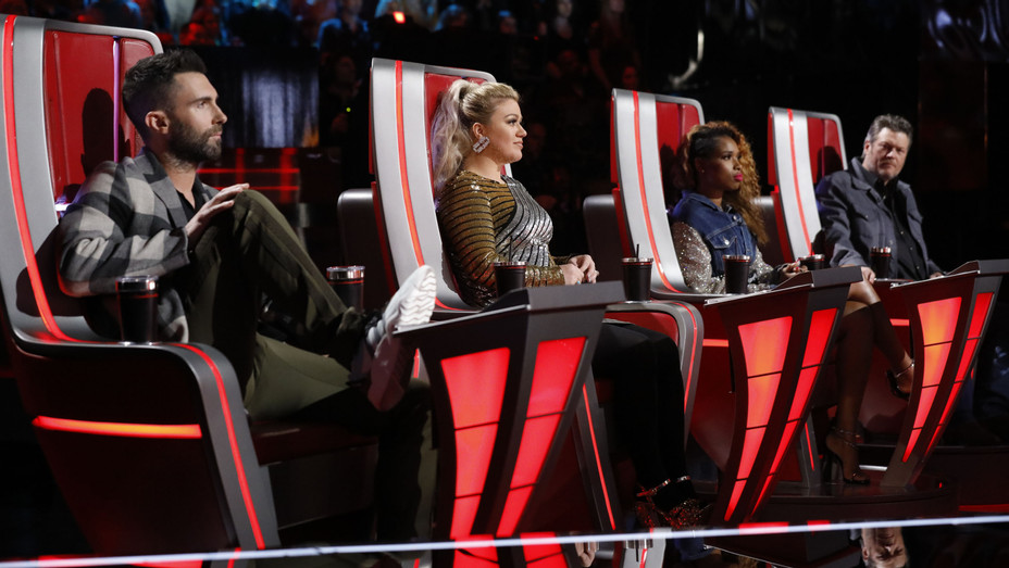 """THE VOICE -- """"Live Top 13 Results"""" Episode 1515B - Publicity - H 2018"""