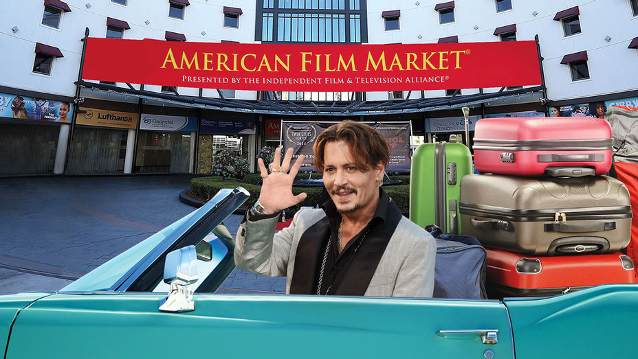 Why Johnny Depp Was the Unlikely Star of the American Film Market Graphic- H 2018
