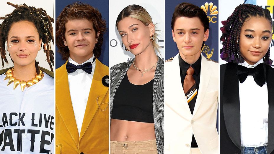 "How Generation Z Is Redefining the Red Carpet's ""Best Dressed"" Looks - Getty-H 2018"
