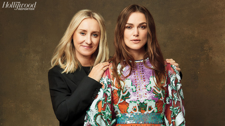 """How Keira Knightley's Glam Squad Creates Her """"Signature Look"""""""