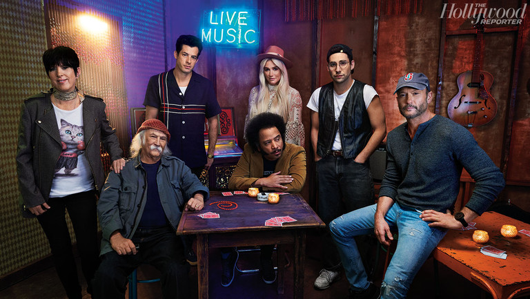 """""""Our Main Job Is to Make You Boogie"""": The Songwriter Roundtable"""