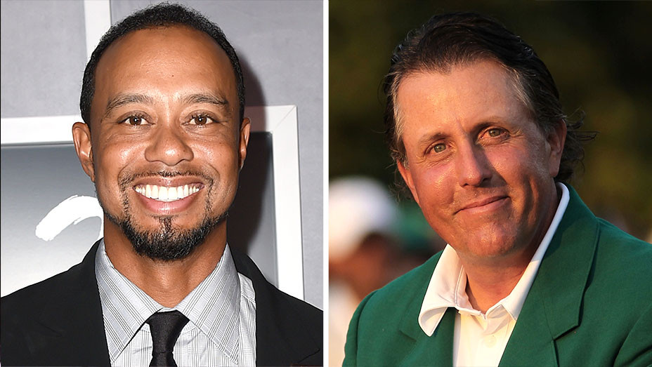 Tiger Woods - Phil Mickelson-Getty-Split-H 2018