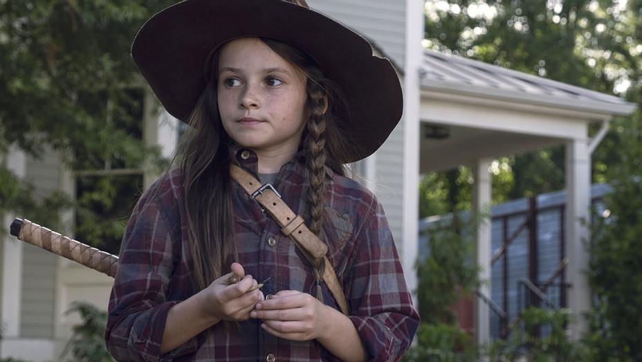 The Walking Dead - Season 9, Episode 6 - Cailey Fleming - Publicity-H 2018