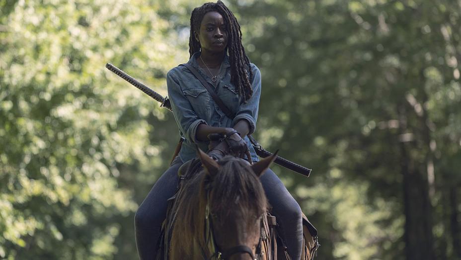 The Walking Dead Season 9, Episode 7 -Danai Gurira- Publicity- H 2018