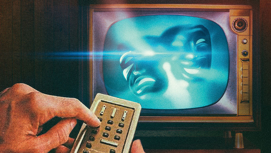 Comedy? Drama? It's All a Blur on TV- Illustration by Jesse Lenz - H 2018
