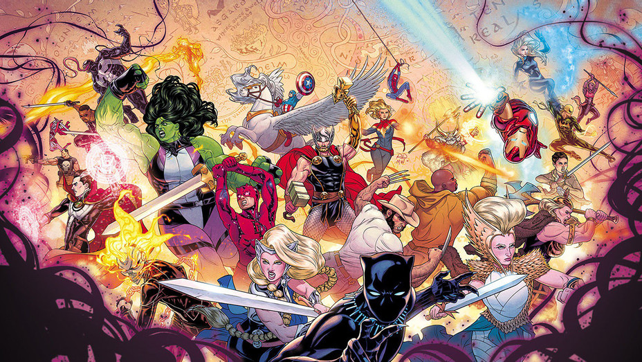 War of the Realms - Publicity - H 2018