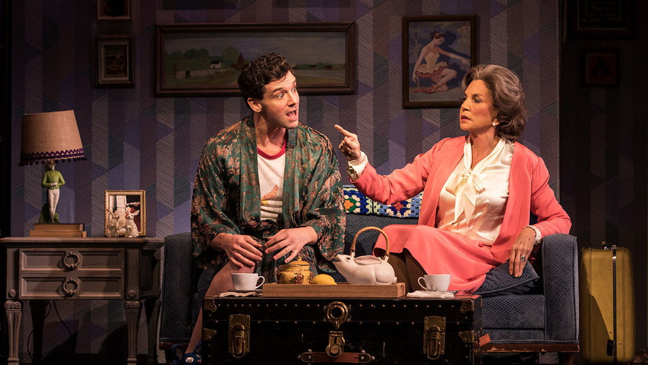 WEB TORCH SONG - Michael Urie and Mercedes Ruehl - Publicity-H 2018