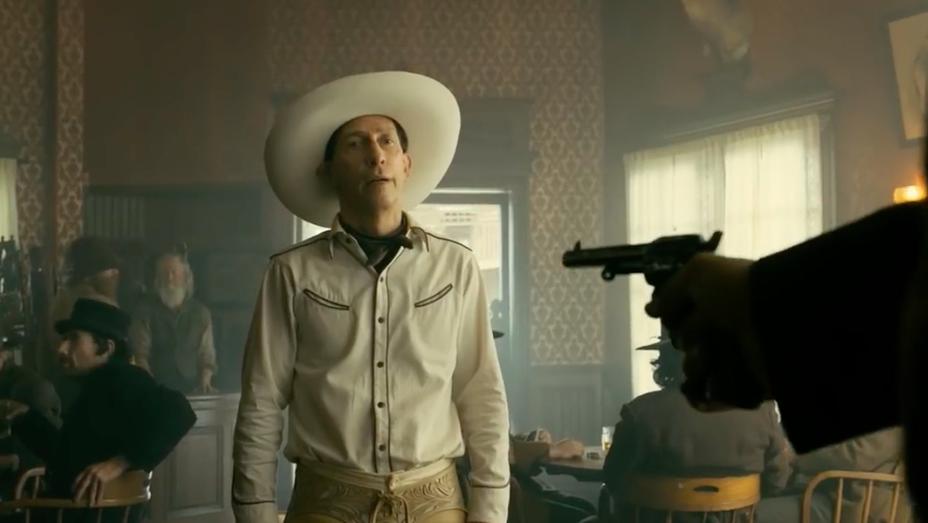 Tim Blake Nelson - The Ballad of Buster Scruggs Trailer 2 Still - H 2018