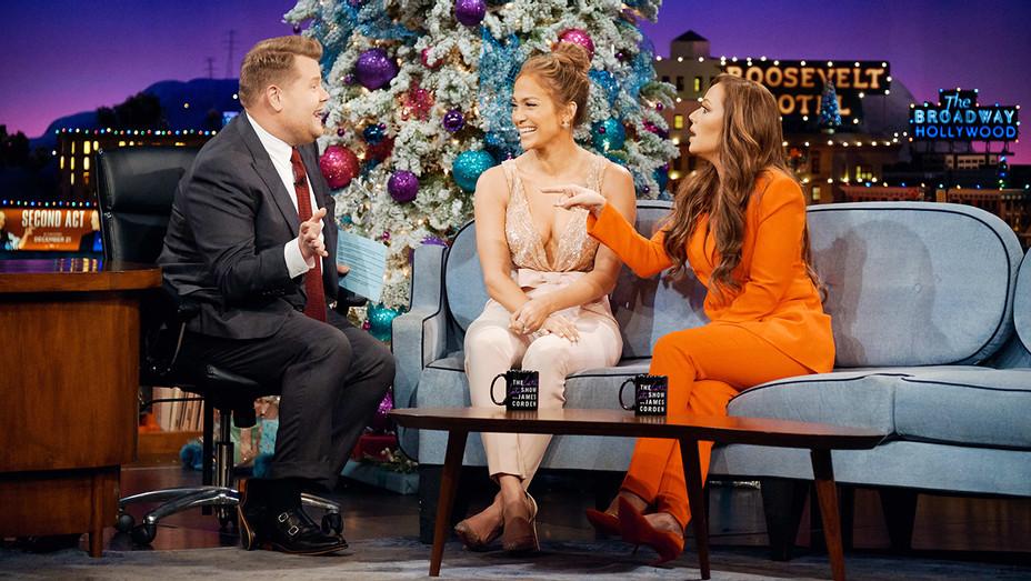 James Corden Jennifer Lopez Leah Remini - Publicity - H 2018