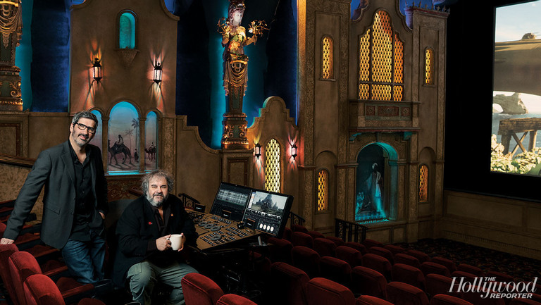 With 'Mortal Engines,' Peter Jackson Passes the Baton to His Protege