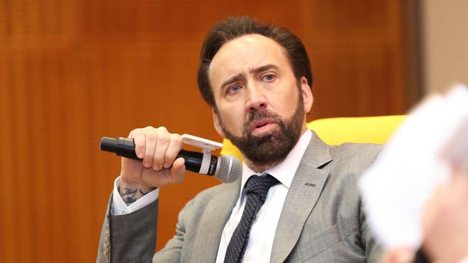 Nicolas Cage 5 Macau Film Festival - Publicity - H 2018