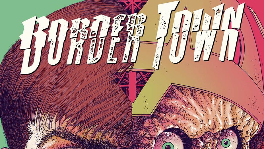 Border Town #5 - Publicity - P 2018