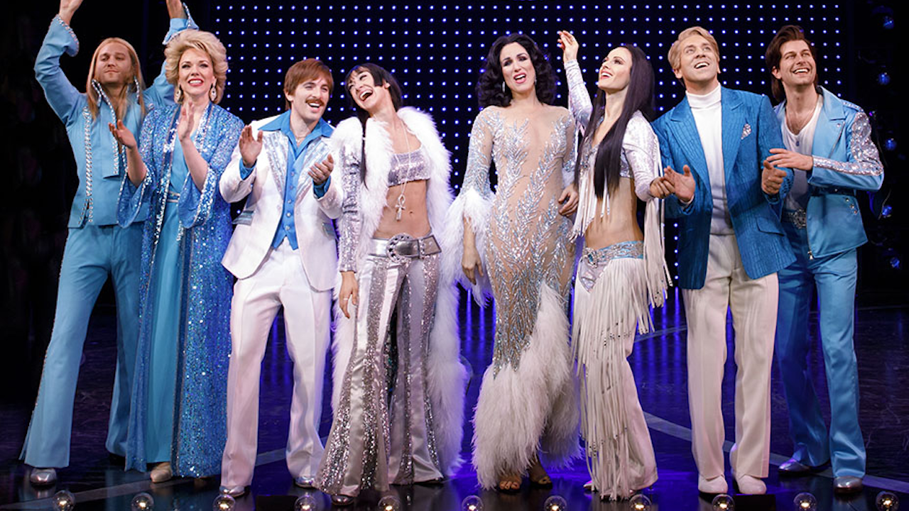The Cher Show Theater Review Hollywood Reporter