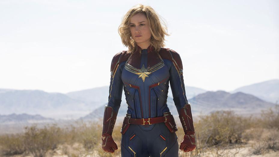 CAPTAIN MARVEL Still 1- Brie Larson - Publicity-H 2018