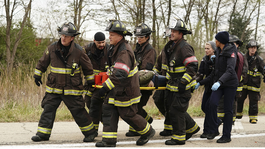 CHICAGO FIRE - The Beginning is the End is the Beginning - Episode 709- Publicity-H 2018