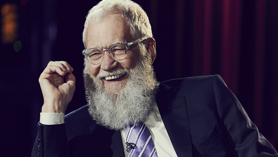 My Next Guest Needs No Introduction With David Letterman - Publicity-H 2018
