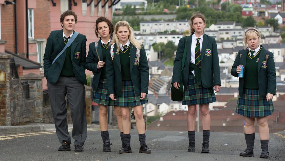 Derry Girls Ep2F - Publicity - H 2018