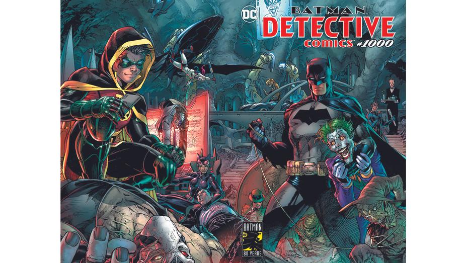 Detective Comics 1000 - Publicity - H 2018