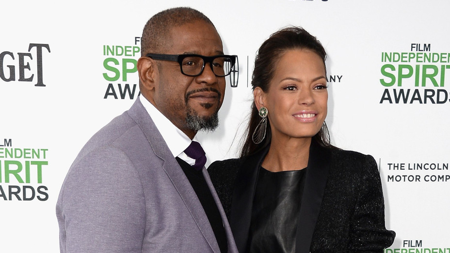 Forest Whitaker and Keisha Nash Whitaker in 2014 - H Getty 2018