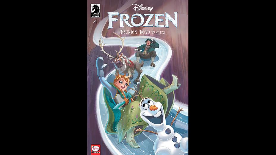 Frozen Reunion Road-Comic-Publicity-H 2018